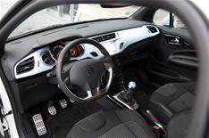 High-quality interior