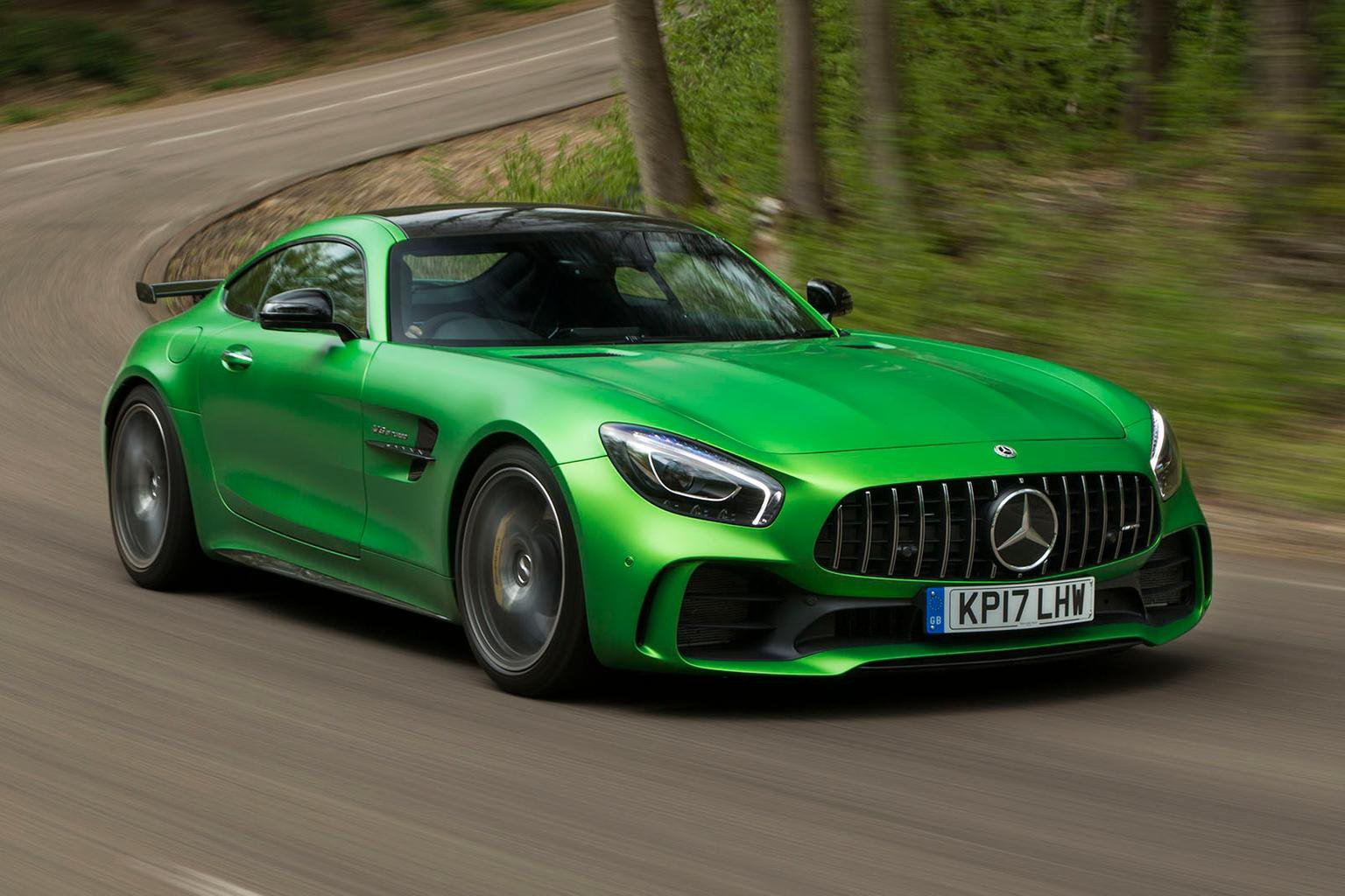 Mercedes-AMG GT R 2017 review