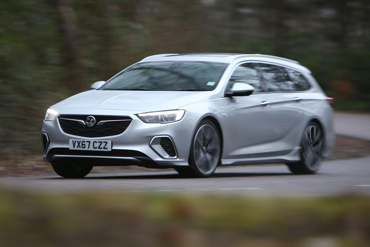 2018 Vauxhall Insignia Sports Tourer GSi review - verdict