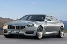 New BMW CS grand tourer nears reality