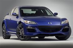 New Mazda RX-8 revealed