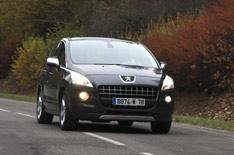 Revealed: Peugeot 3008