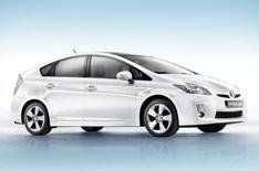 Revealed: new Toyota Prius