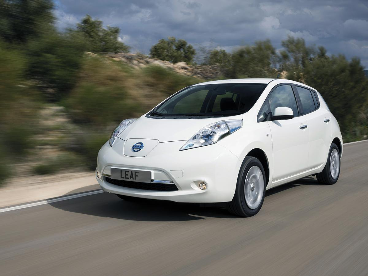 Promoted: Why the Nissan Leaf is the smart motoring choice