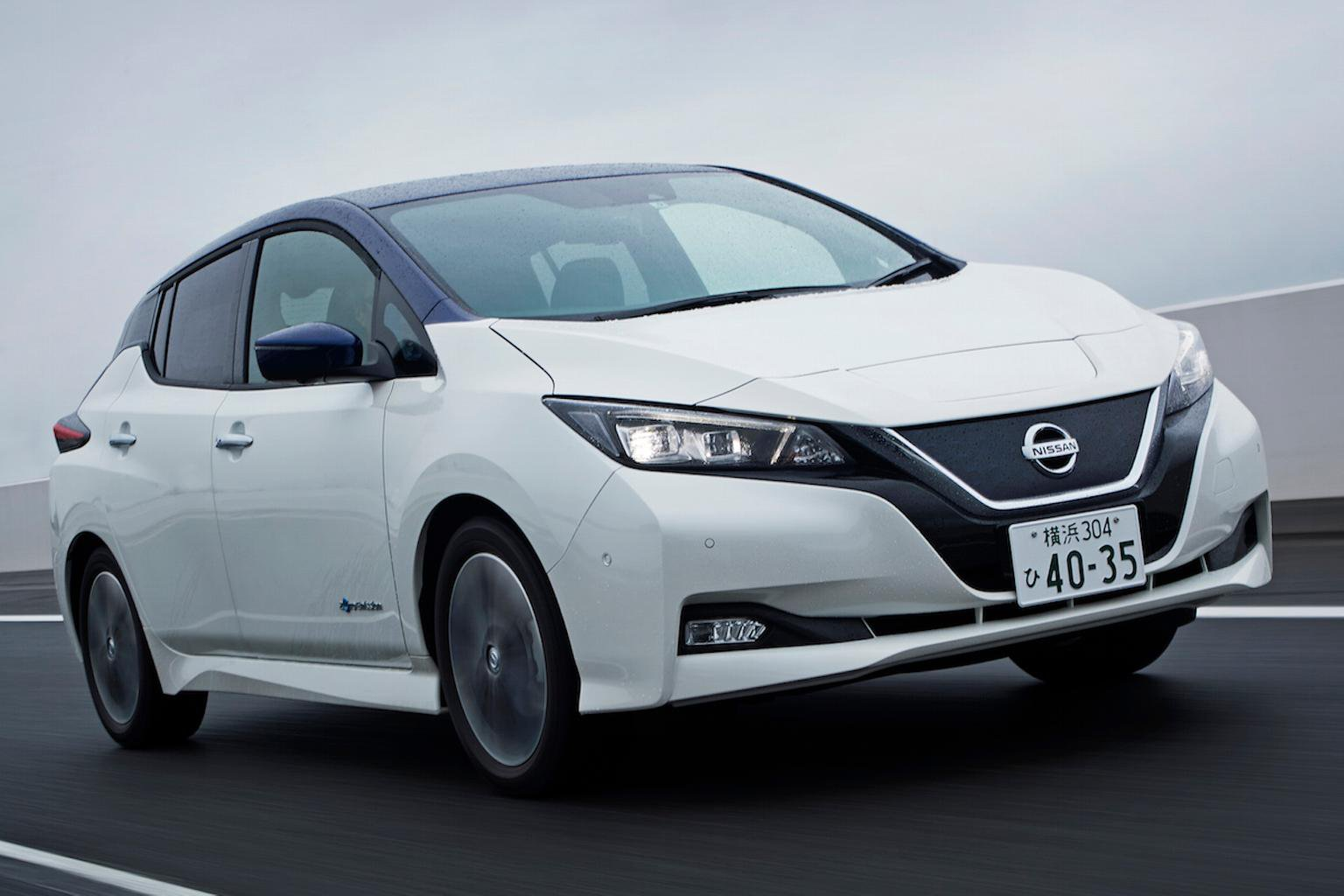 2017 Nissan Leaf review - price, specs and release date