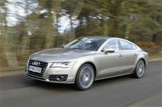 2012 Audi A7 Sportback 3.0 TDI review