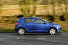 Our cars: Dacia Sandero intro