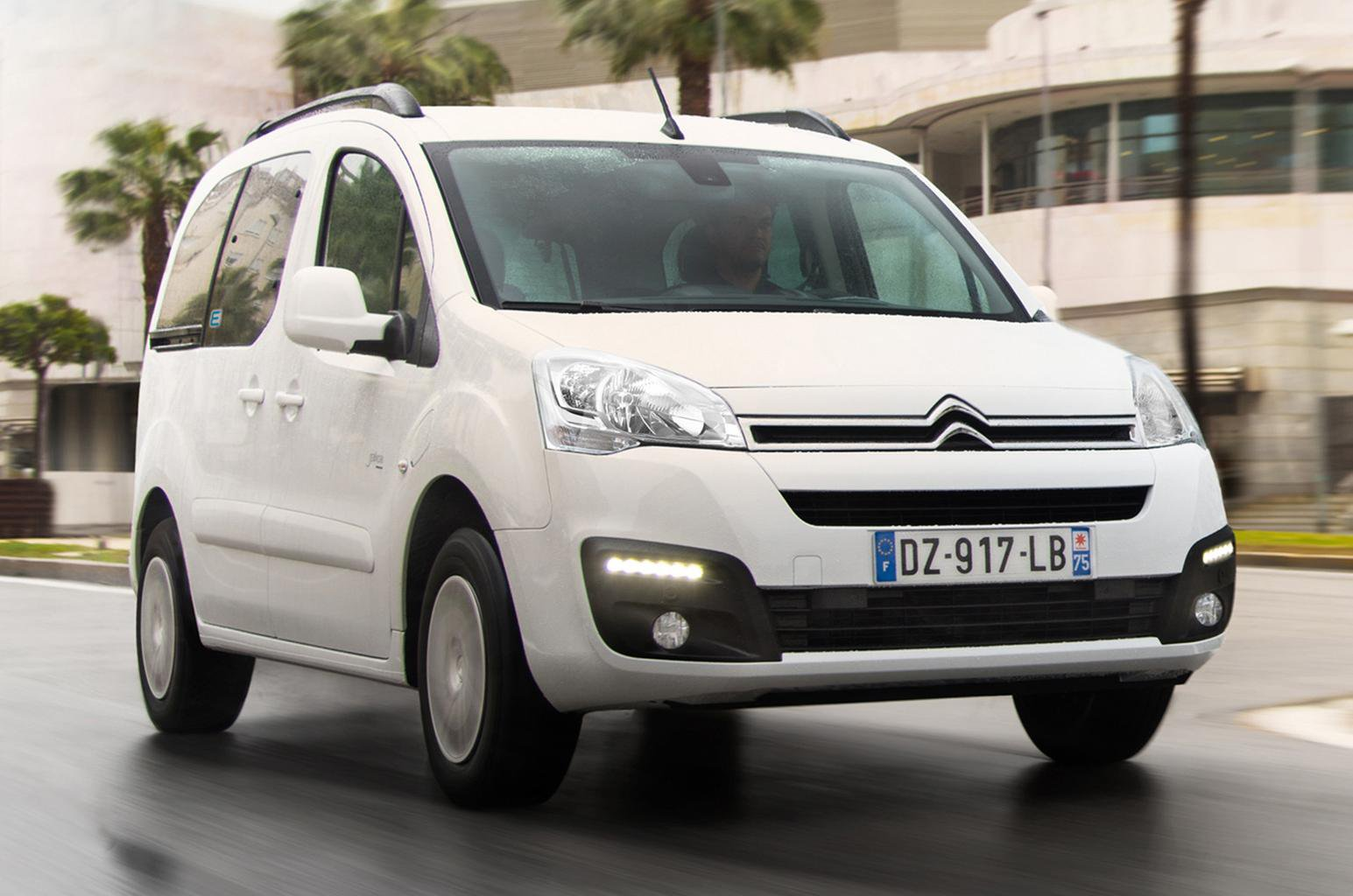 Citroën E-Berlingo Multispace to go on sale this autumn