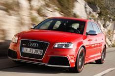 Audi RS3 Sportback back on sale