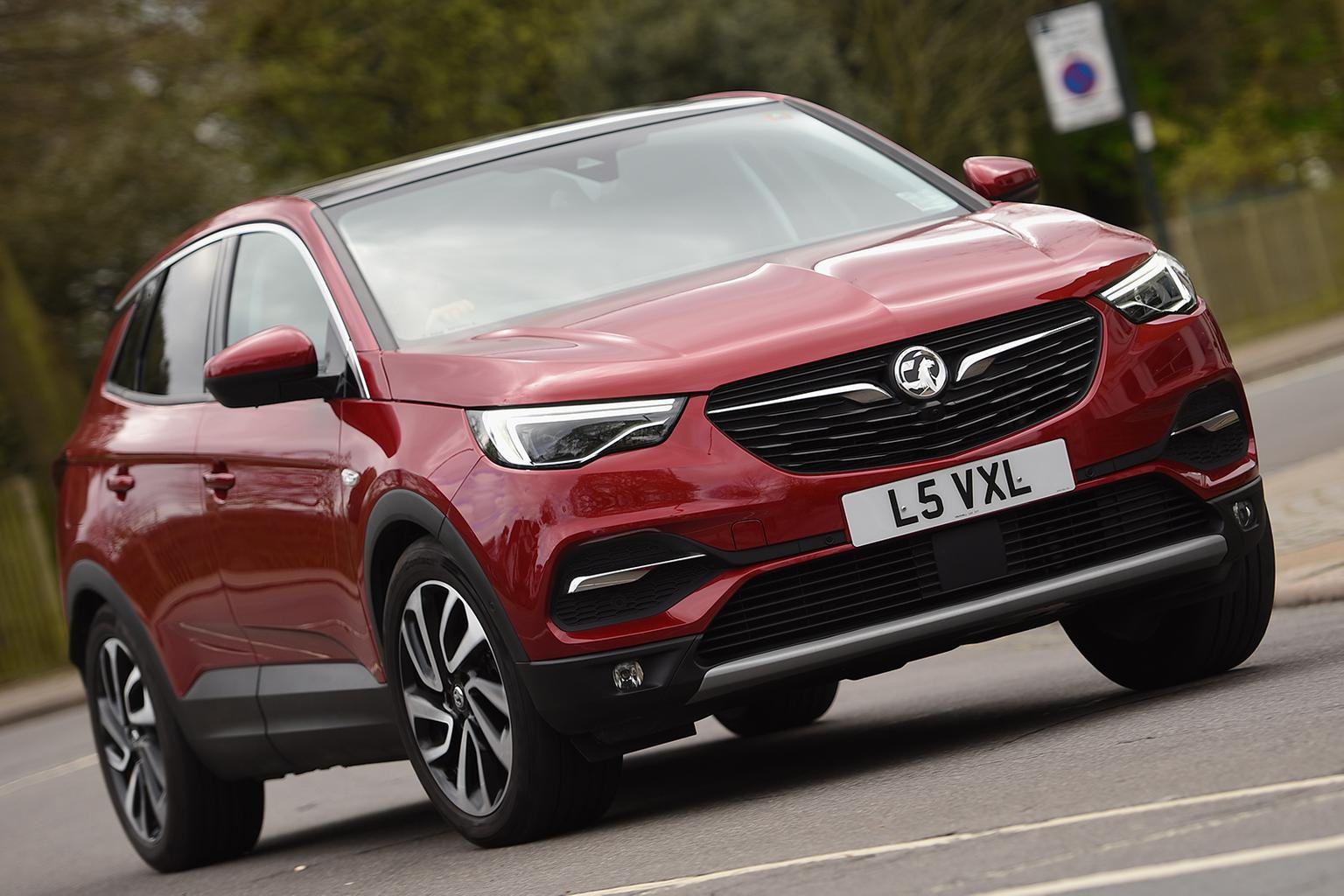 2018 Vauxhall Grandland X 2.0 Turbo D Ultimate – price ...