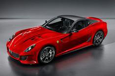 Fastest ever road-going Ferrari