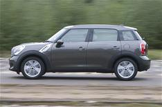 Mini Countryman One D review