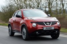 Nissan Juke N-tec joins range