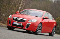 2013 Vauxhall Insignia VXR Supersport