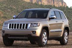 New Jeep Grand Cherokee unveiled