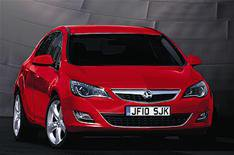 First glimpse of new Astra