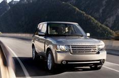 Model by model: Range Rover