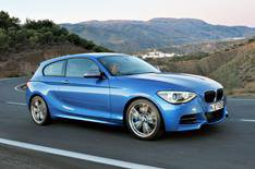 2012 BMW 1 Series 3dr unveiled