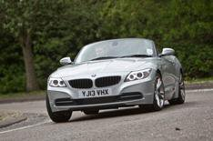 2013 BMW Z4 sDrive 18i review