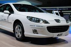 Peugeot's 407 cleans up