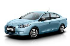 Renault Fluence EV prices revealed