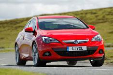 Vauxhall Astra GTC range review