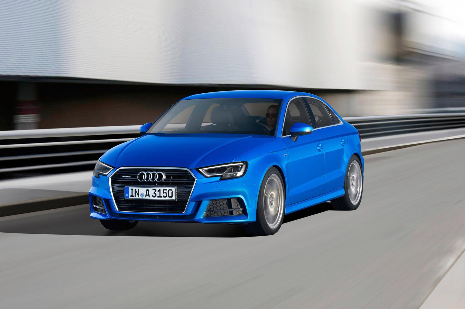 2016 Audi A3 facelift revealed