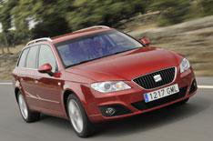 Seat Exeo ST first drive