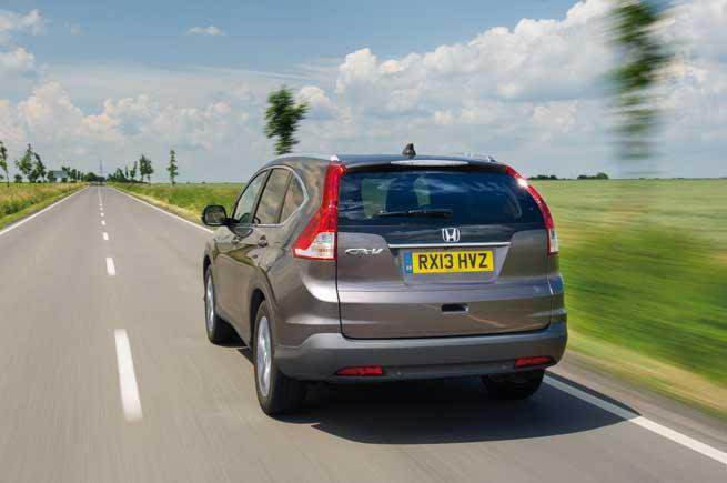 2013 Honda CR-V 1.6 diesel review