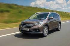 2013 Honda CR-V 1.6 diesel review