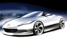 Honda OSM concept for British show