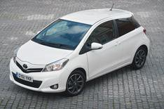 Toyota Yaris Edition and Trend announced