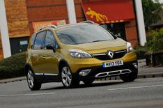 2013 Renault Scenic XMOD review