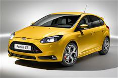 2012 Ford Focus ST from 21,995