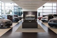 Infiniti confirms more UK showrooms
