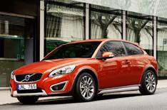 New look for Volvo C30