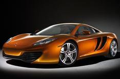 McLaren MP4-12C supercar revealed