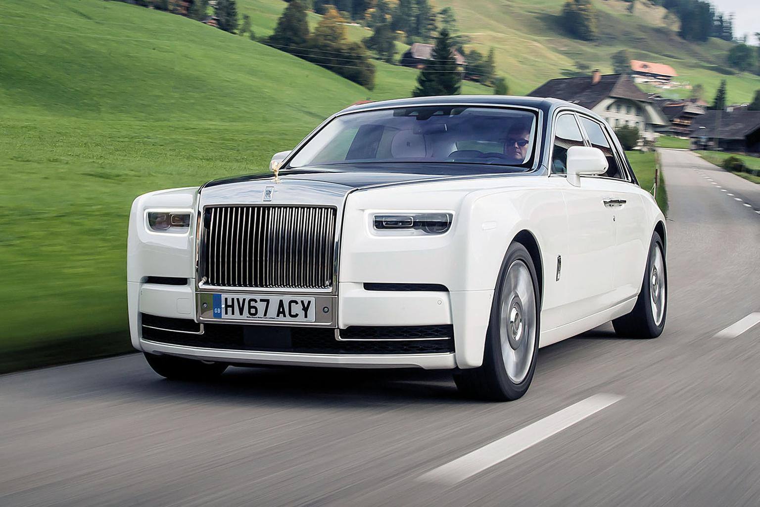 2017 Rolls Royce Phantom Review Price Specs And Release Date