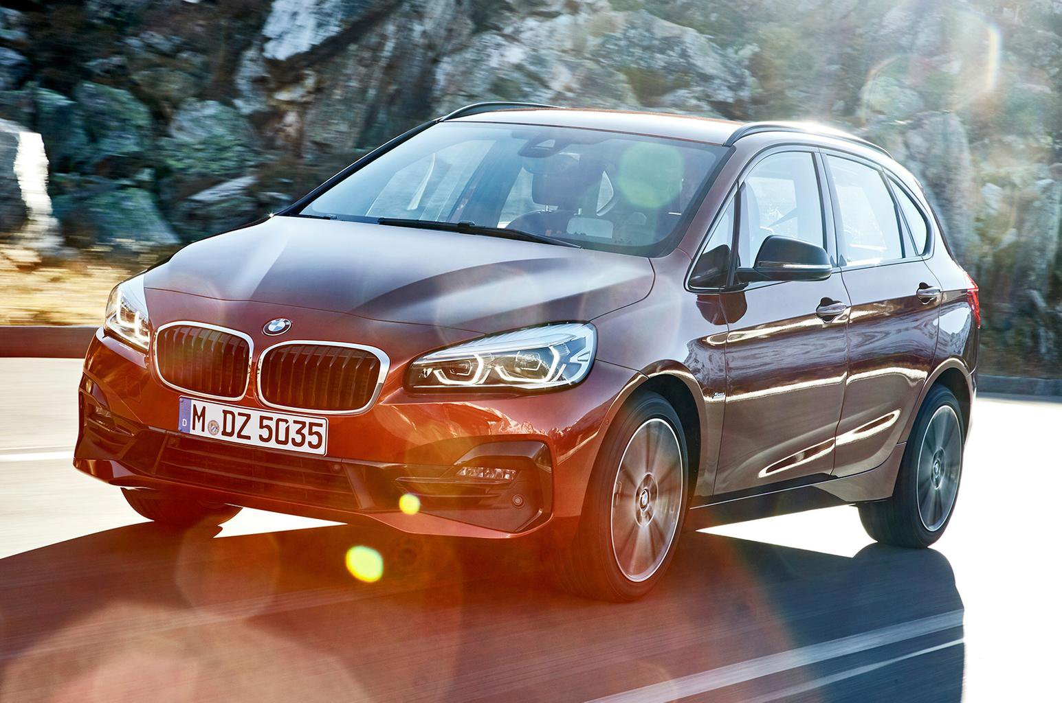 2018 BMW 2 Series Active Tourer – price, specs and release date