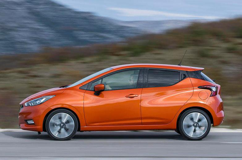 2017 Nissan Micra 1.5 dCi 90 verdict and specs