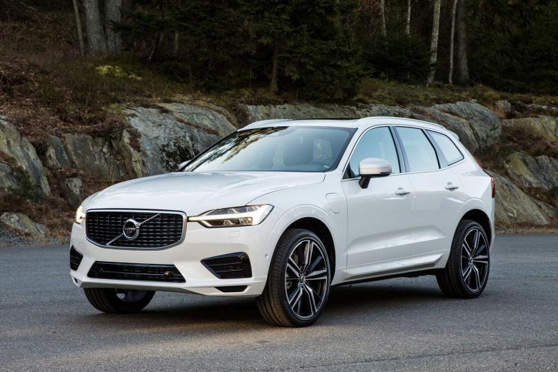 2017 Volvo XC60 - exclusive reader test team preview