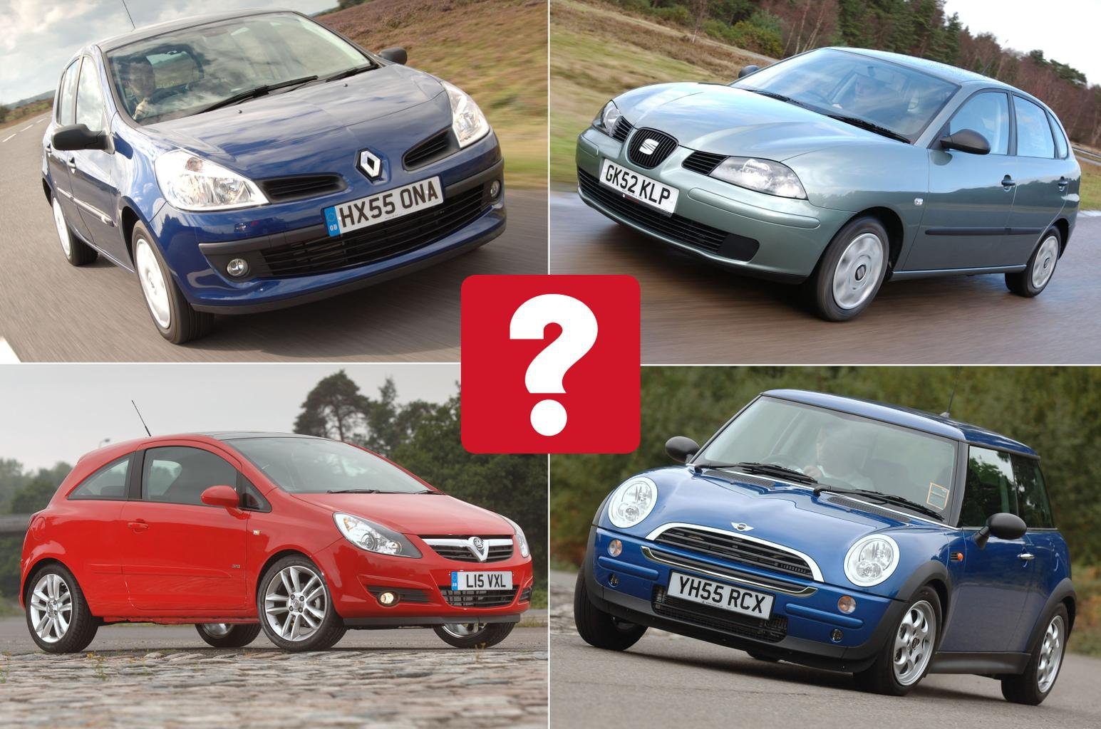 Top 10 Used Small Cars For Less Than 2000 And The Ones To Avoid