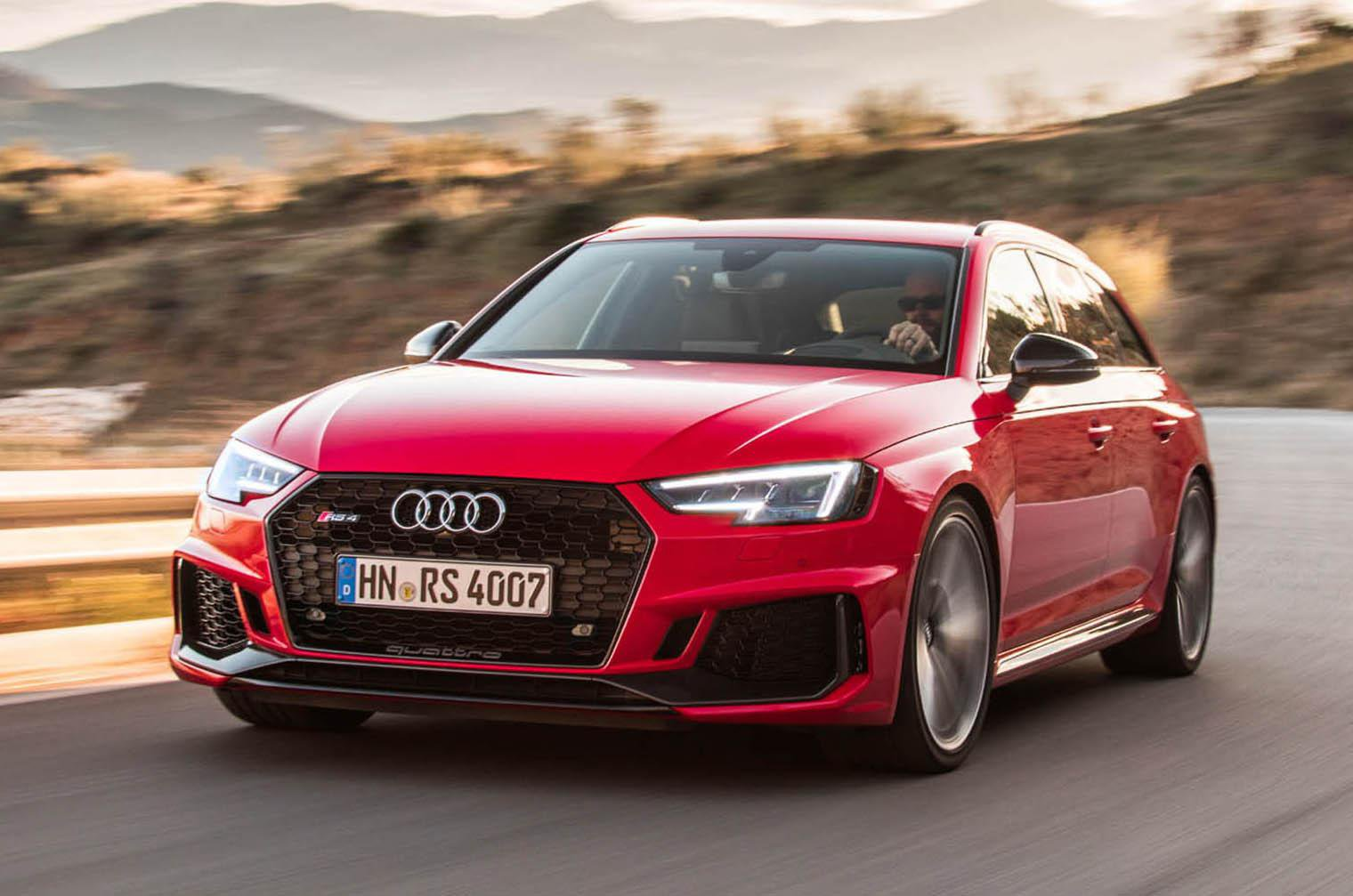 2018 Audi RS4 Avant review – prices, specs and release date