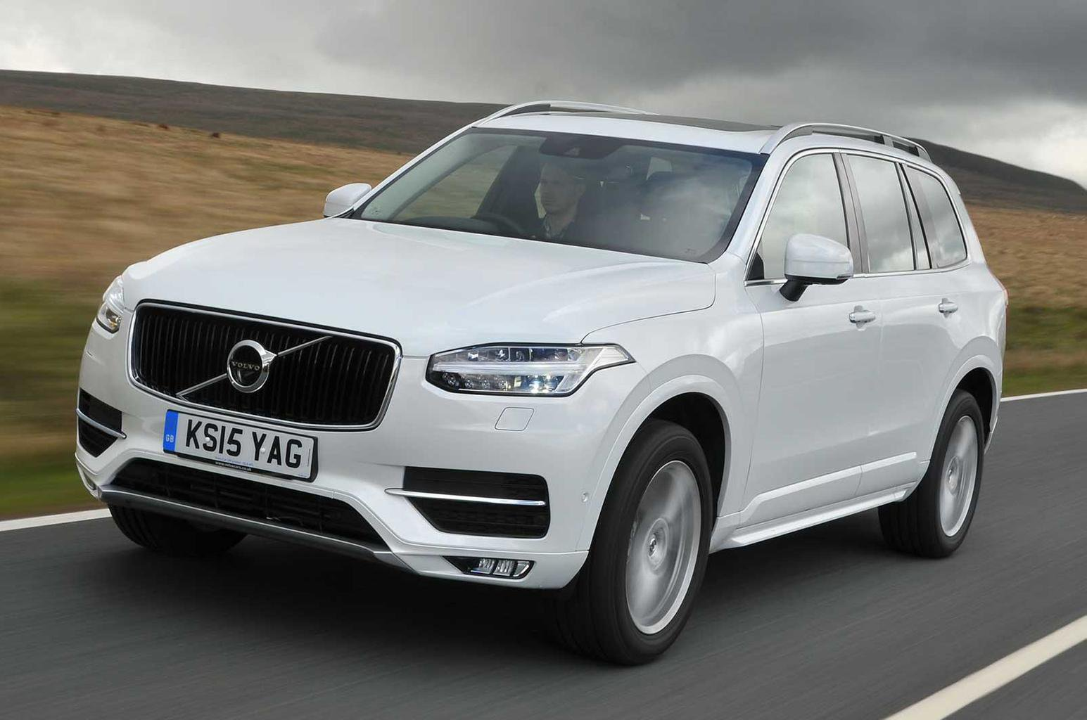 New car deal of the day: Volvo XC90