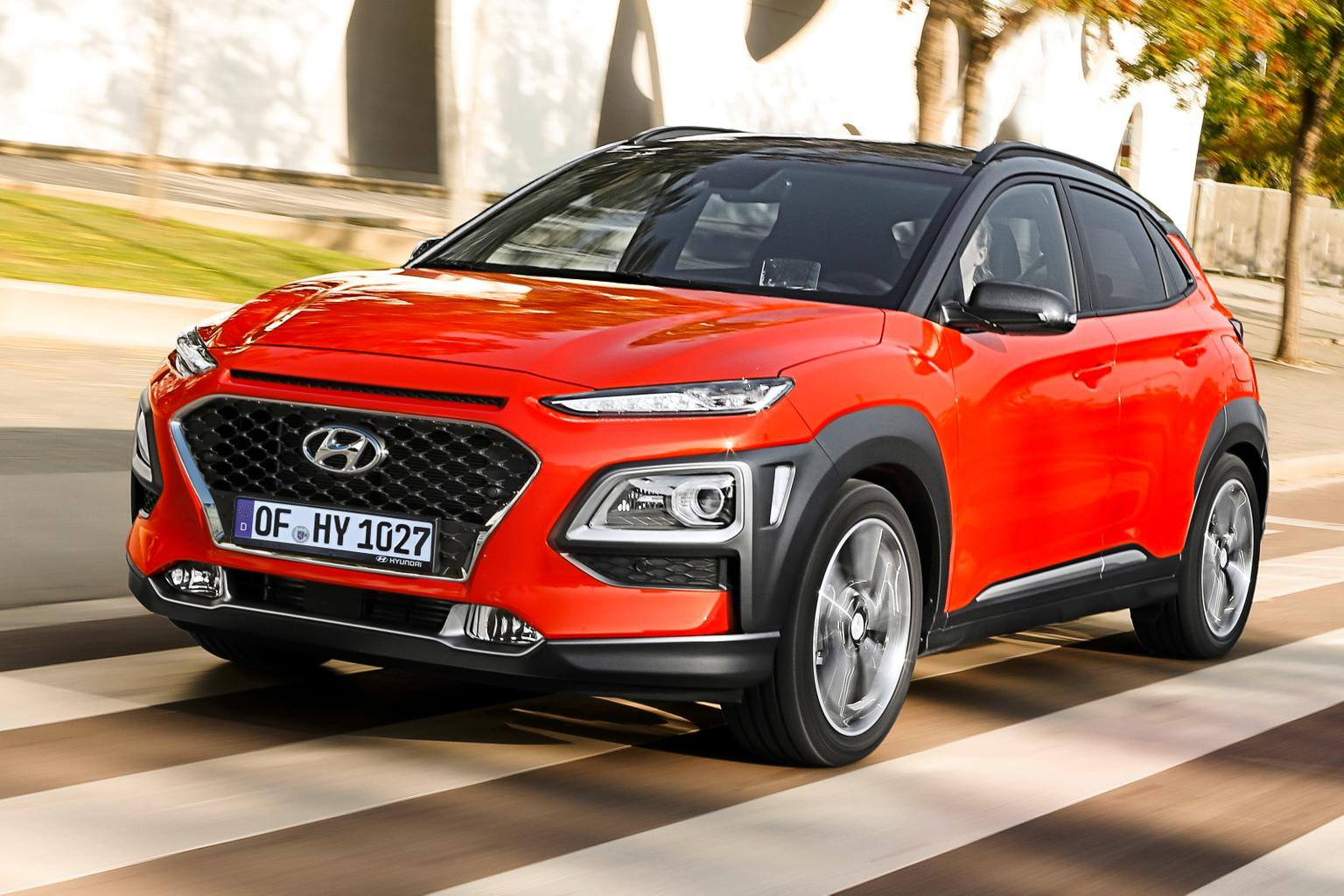 2018 Hyundai Kona 1.6 CRDi 115 review - price, specs and release date