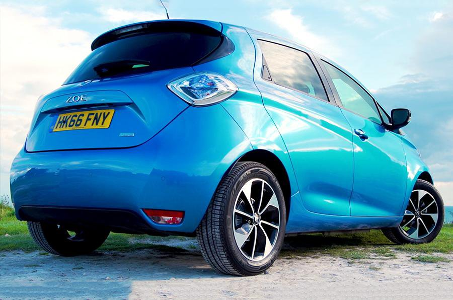 Promoted: Renault Zoe – The Charge To Paris