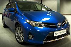 Readers review new Toyota Auris