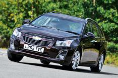 Chevrolet Cruze Station Wagon UK review