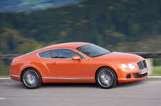 2012 Bentley Continental GT Speed review