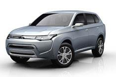 Mitsubishi reveals electric car plan